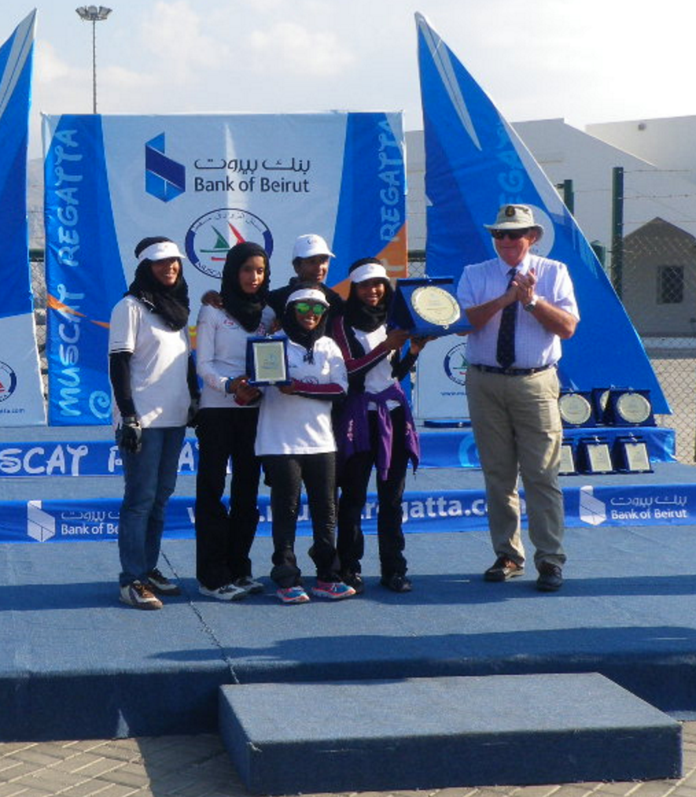 2013 Muscat to Khasab Offshore Race