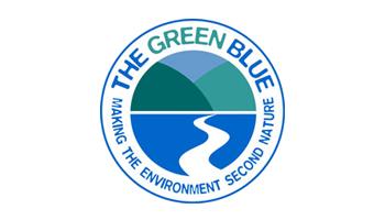 The Green Blue logo