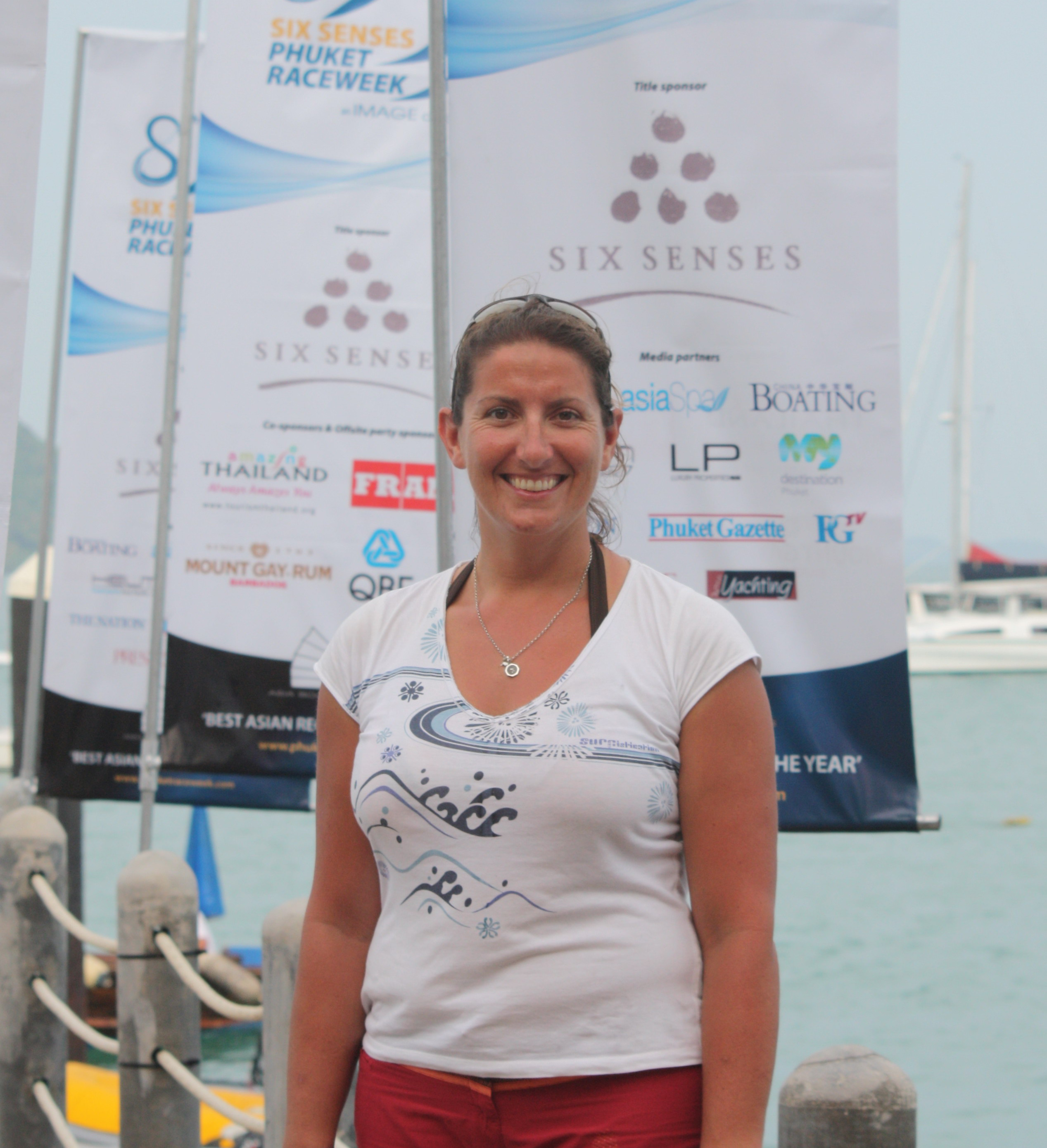Phuket Race Week Ambassador
