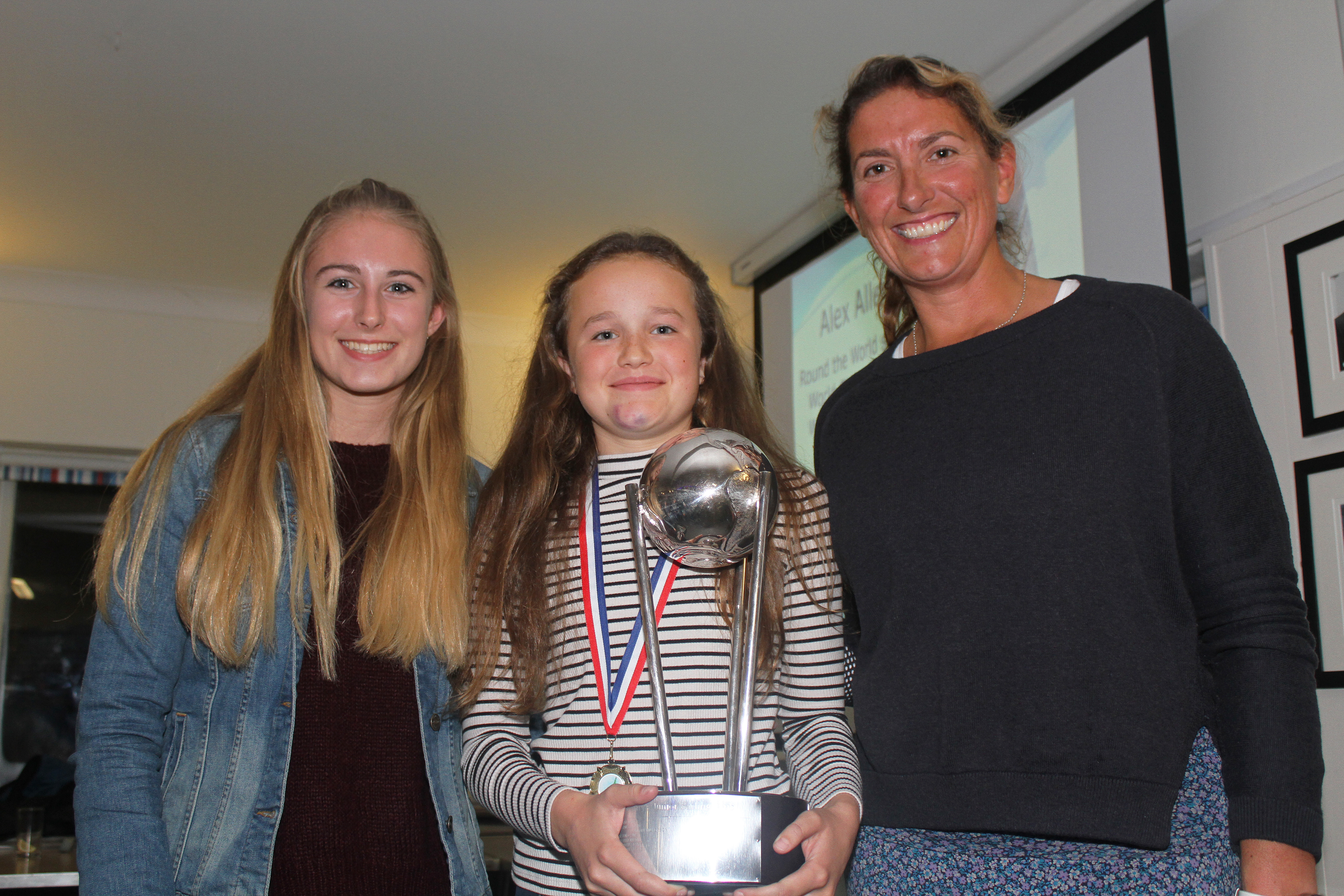 St Marys Junior Sailing Club Laying Up Supper and Awards