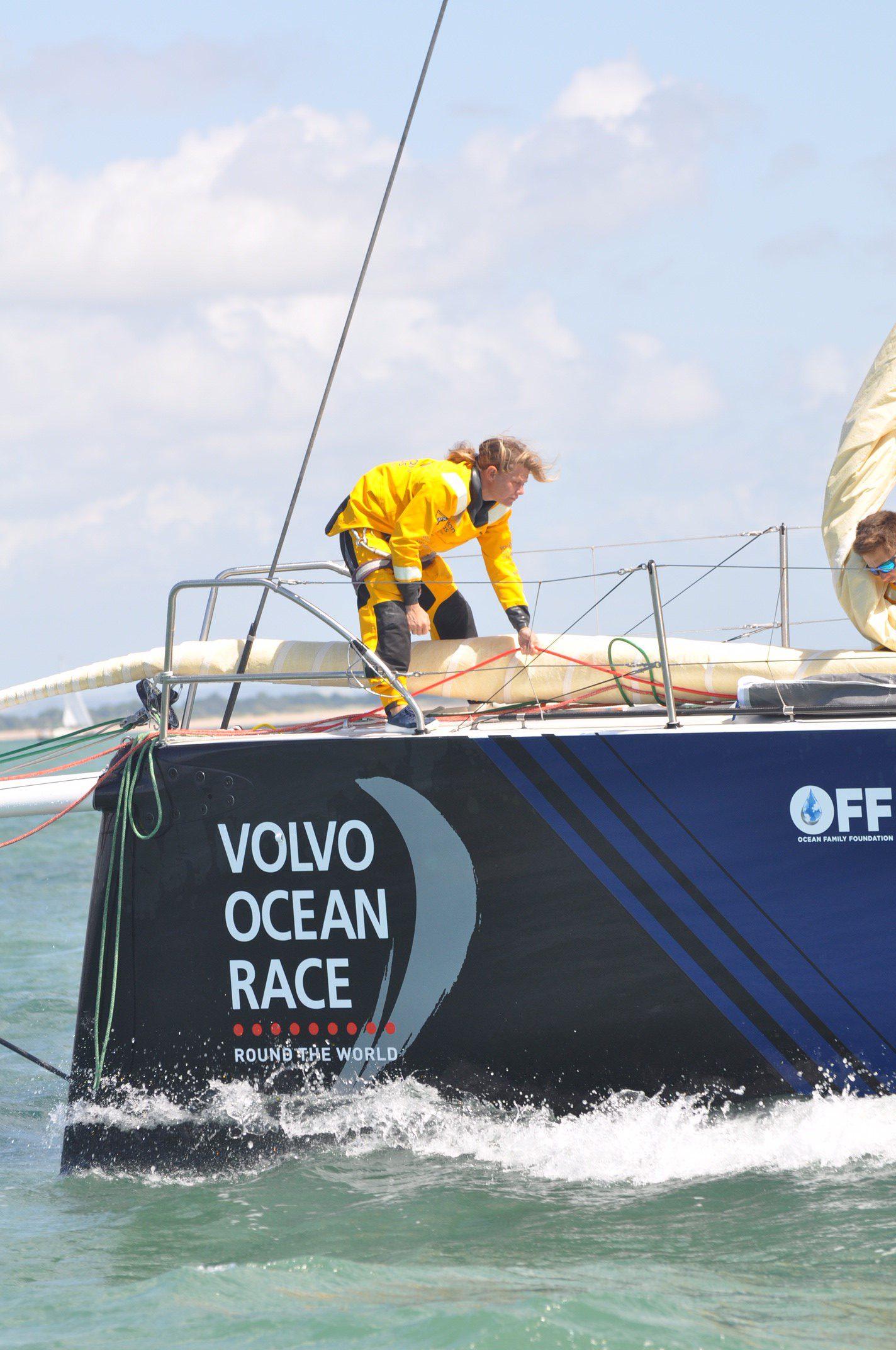 Credit: Nick Bishop/Volvo Ocean Race