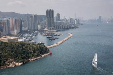 Leg 4 – Melbourne to Hong Kong