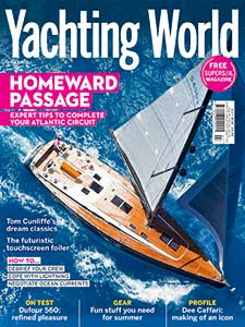 Yachting World Interview - July 2018
