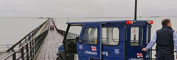 Sustainability for the RNLI