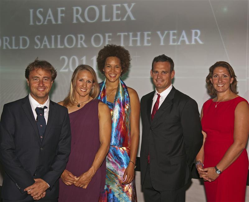 Rolex ISAF Yachtswoman – Shortlisted