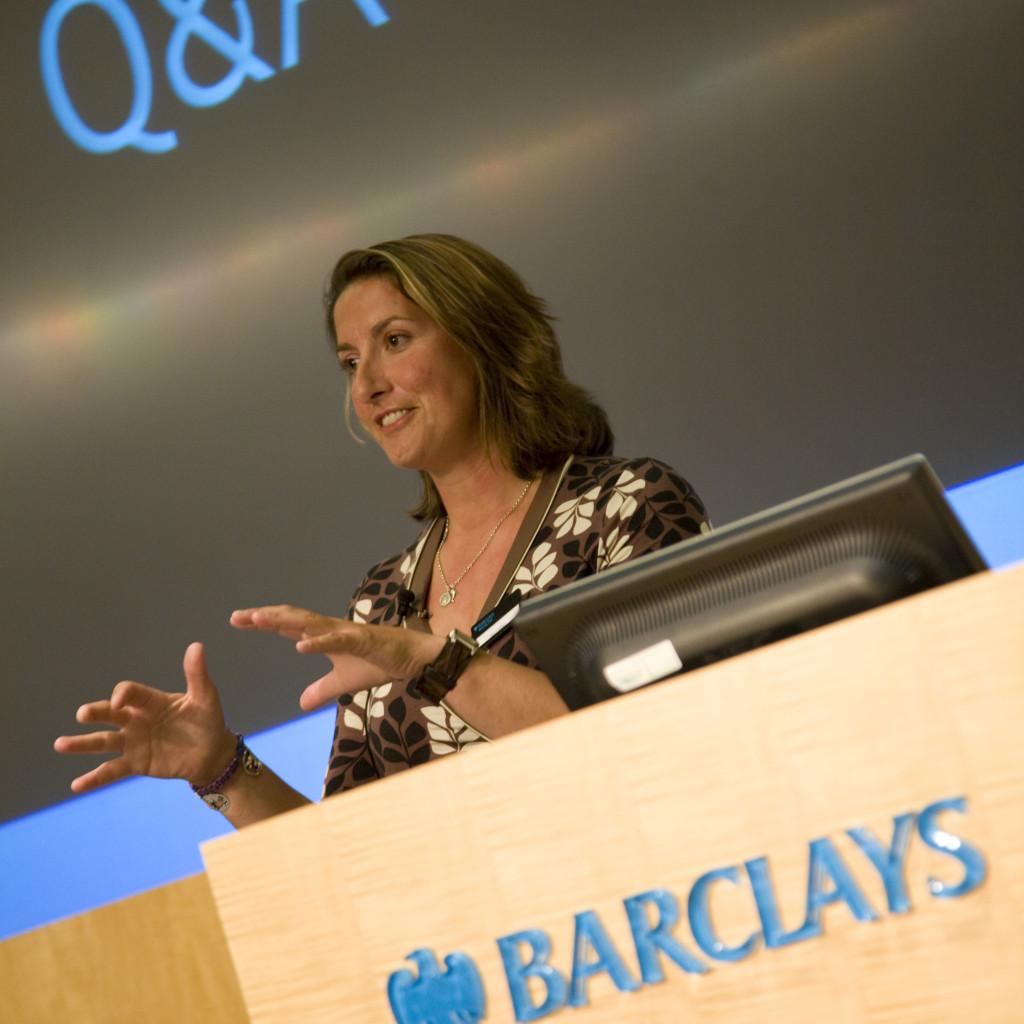 Dee Caffari - event speaker