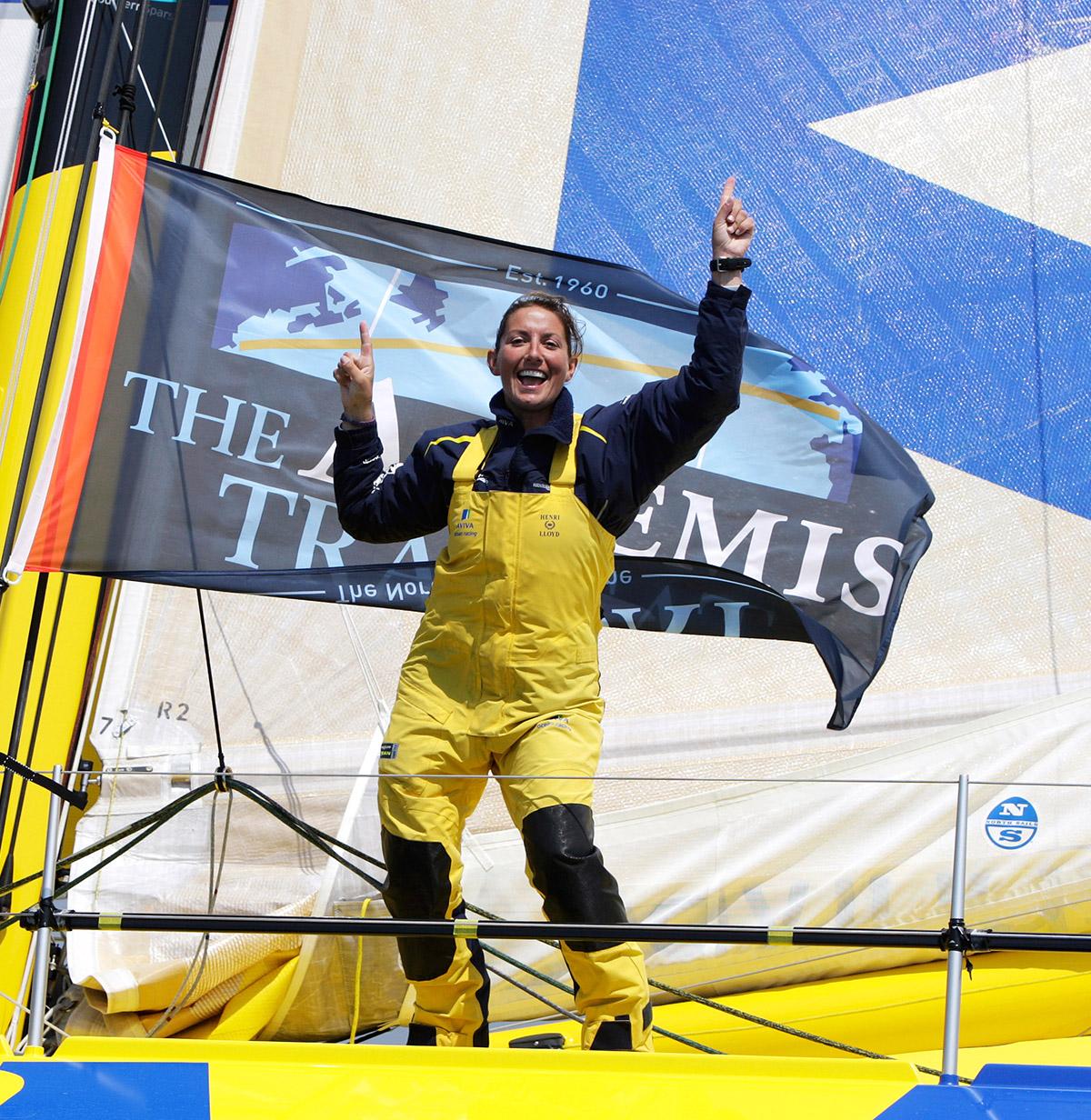 2008 Artemis Transat Race